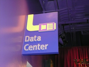 data-center sign